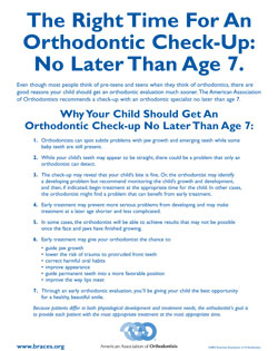 Orthodontic Check-Up